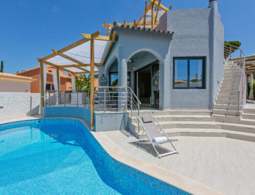Villa Tropical Vilamoura – 3 bedroom with pool