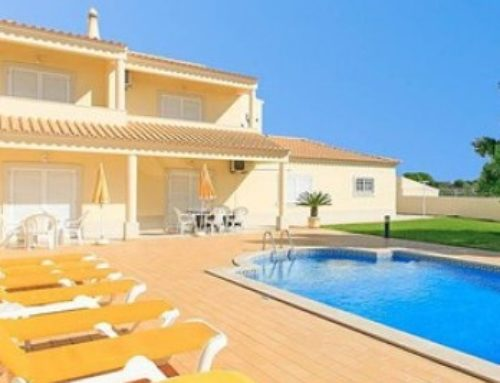 Villa Leila Albufeira – 4 bedroom villa with private pool. 5* Trip Advisor Reviews
