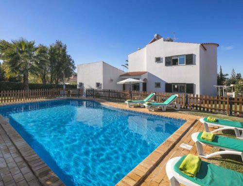 Casa Mestre, Vilamoura – 3 bedroom villa with private gated pool