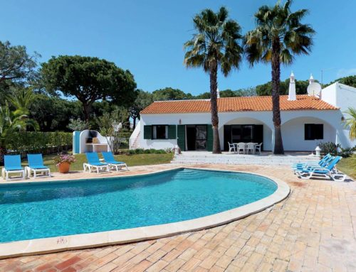 Villa Tolima Vilamoura 4 bedroom with pool